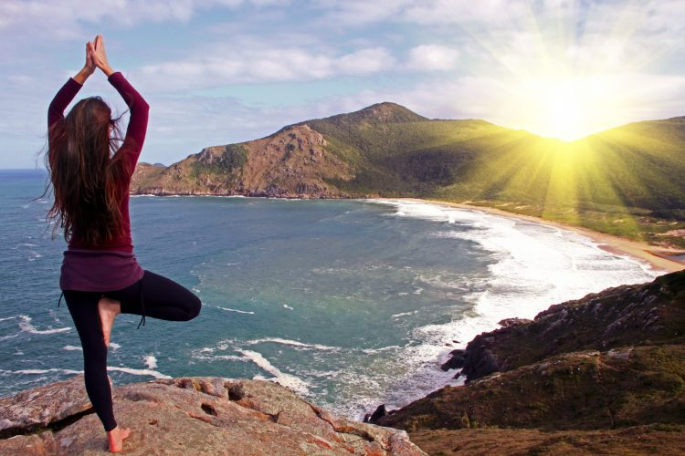 DIY Yoga Retreat