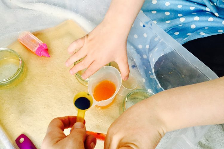 Easy Ideas For Water Sensory Play
