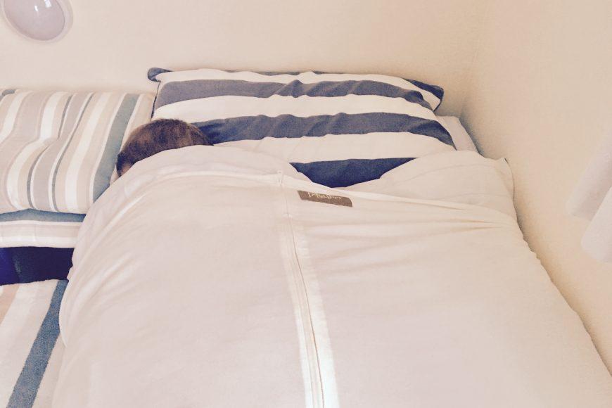 How I Finally Got My Child To Sleep Past 5am