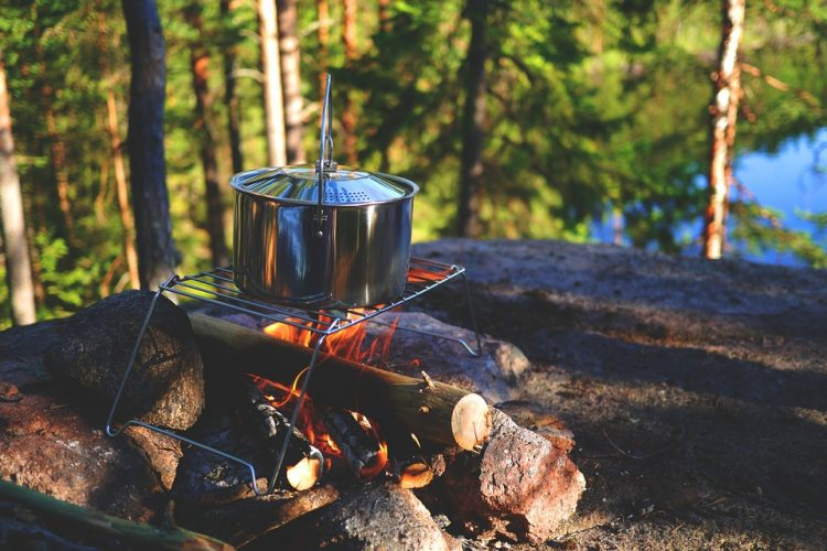 How To Be A Super-Organised Camper